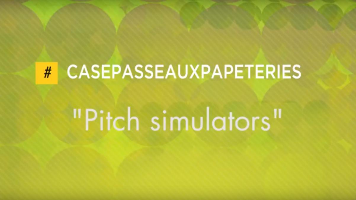 Pitch Simulators