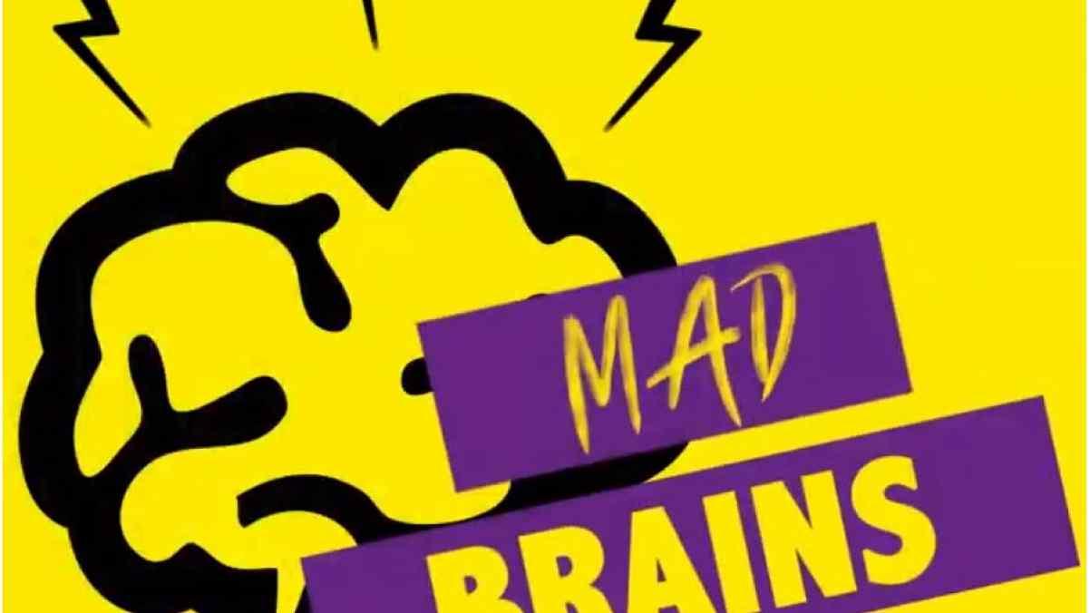 MAD BRAINS #5